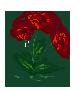 Pixel Roses by LttleGhost