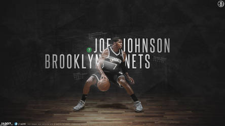 176. Joe Johnson by J1897