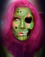 Art Zombie by ARTSIE-FARTSIE-PAINT