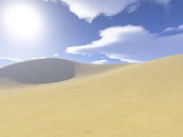 Desert Dune by cannedlizard