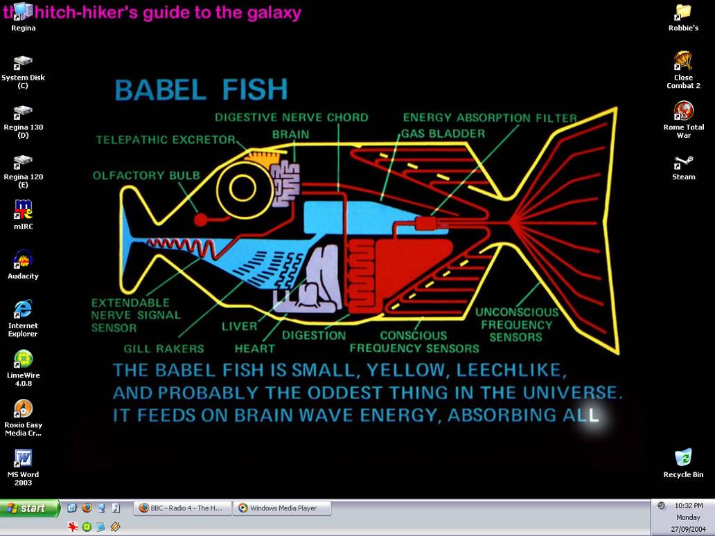Babelfish Desktop by cannedlizard