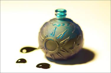 bottle. by Schleifchen
