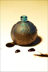bottle. III by Schleifchen