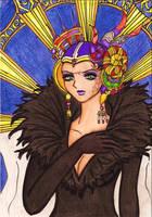 FF8: Edea the witch by dagga19 by dagga19