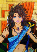 Oerba Yun Fang: Leader of Monoculus by dagga19