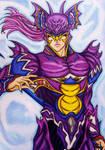 Dissidia Final Fantasy NT: Kain Highwind by dagga19