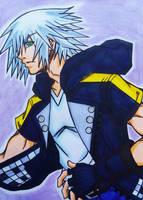 Kingdom Hearts III: Riku by dagga19