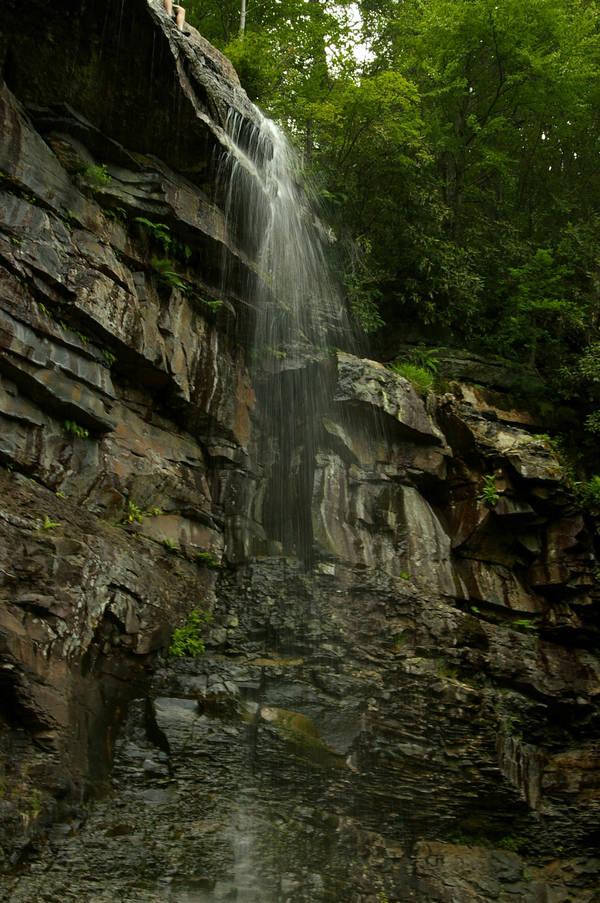 Waterfall 2 by skipsstock