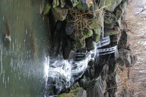 waterfall by skipsstock