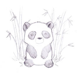 Panda by XxRandomobsessionxX