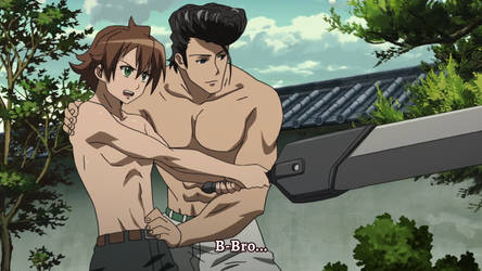 Tasumi and Bulat by HeroDeku