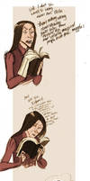 bella likes twilight by makani