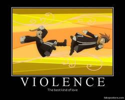 Violence by Toushirou218