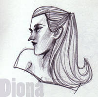 A Cindarella Story by DionaK