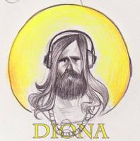 Jesus Rocks by DionaK