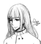 Request - Volta sketch by Pandamander