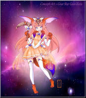 Gnar Star Guardian (Concept) - League of Legends by Oeuvres-de-Michiko