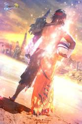 Jecht - Final Fantasy X by Oeuvres-de-Michiko