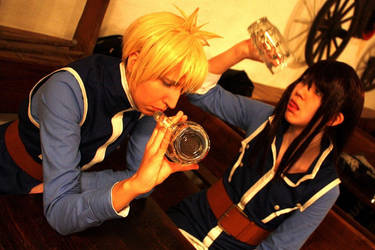 No beer by HinaChise