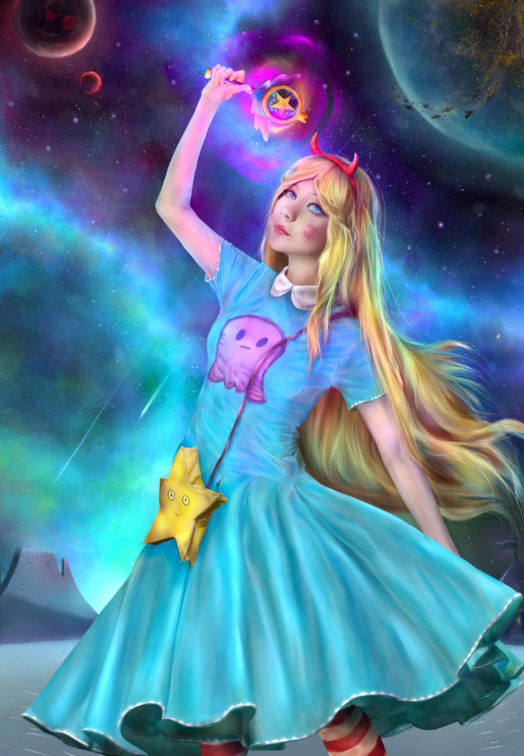 Star Butterfly - Star vs. the Forces of Evil by Miuroko