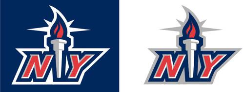 New York Rangers Logo Concept by xjUiceb0x