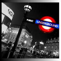 The Underground III by I-Me-Mine