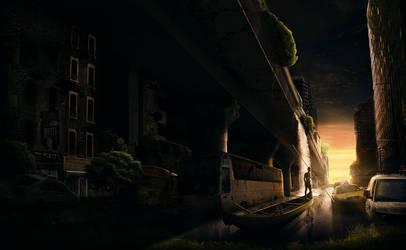 Dark Furture by HosaMSpider