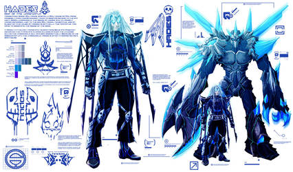 Hades Olympus Birth Concept by shadowblitz
