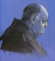 Benedictine monk warmup by TheFool432