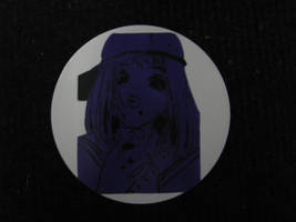 purple mamimi vinyl by freaknasty88