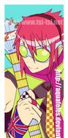 BKM - Original: Tetsuo by Aquafeles