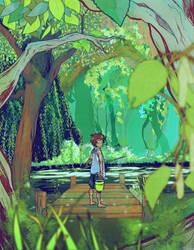 little sidhe by Aquafeles