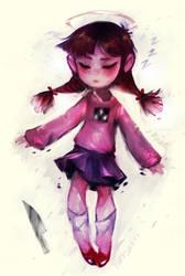 Madotsuki by tinypaint