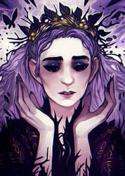 Grimes by tinypaint