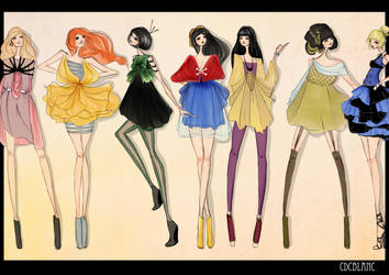 One Piece Fashion by CdCblanc