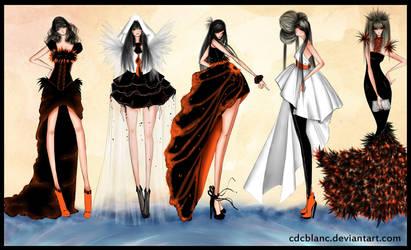 Black Swan by CdCblanc