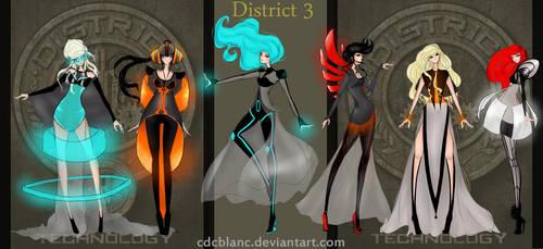 District 3 Fashion by CdCblanc