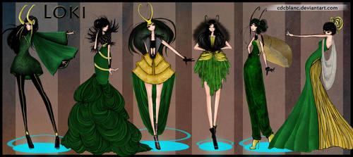 Loki Fashion by CdCblanc