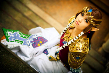 Zelda Twilight Princess by CsouzaPhotography