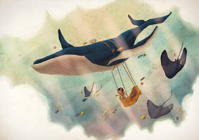 Whale Rider by HenriqueJorge