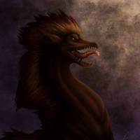 Technicolor Dragon by aluckymuse