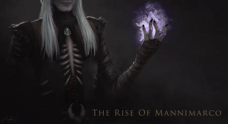 Awake: The Rise of Mannimarco - He Shall Rise by aluckymuse