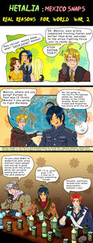 Hetalia Mexico World War 2 -C by chaos-dark-lord