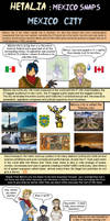 Hetalia Mexico city is a hell by chaos-dark-lord