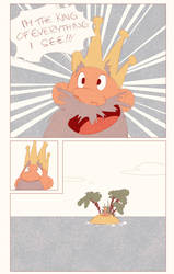 Island King by Chuckmingus