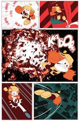 Something Comic by Chuckmingus