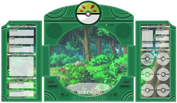 -OLD- [Pokemon Township] Trainer Card (V5) by PTS-Admin