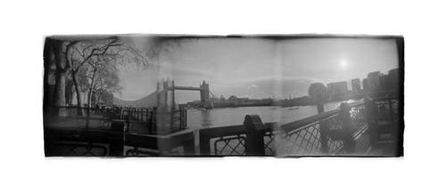 Tower Bridge London by toy-camera