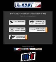 Team MIF web apps server by Epoc22