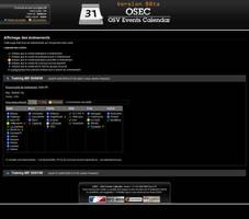 OSEC web interface by Epoc22